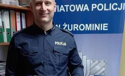 Policjant na medal- rzecznik wicemistrzem judo