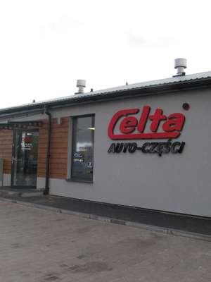 Sklep motoryzacyjny Celta w Bartoszycach ma nową siedzibę