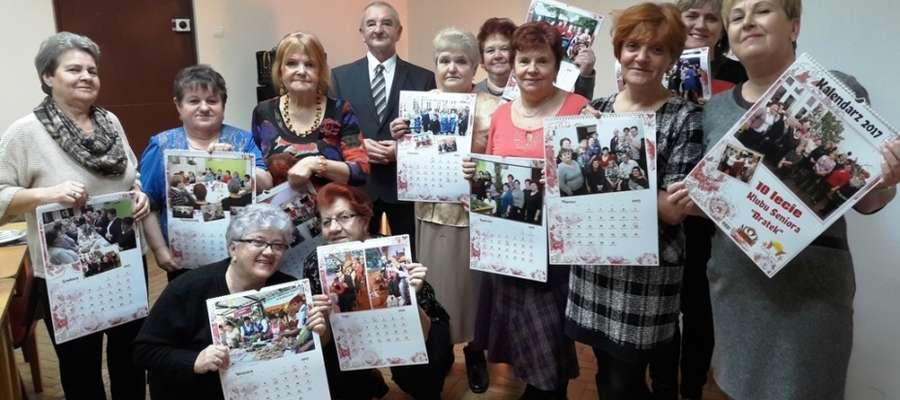 """Klub z okazji swoich """"urodzin"""" wydał okolicznościowy kalendarz"""