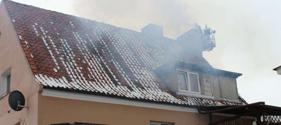 Pożary sadzy ciągle aktualne. Strażacy apelują o ostrożność!