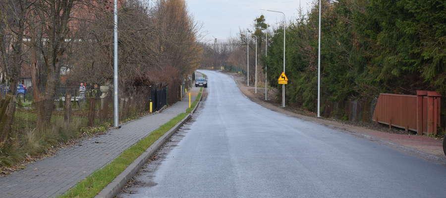 Nowa droga w Piotraszewie