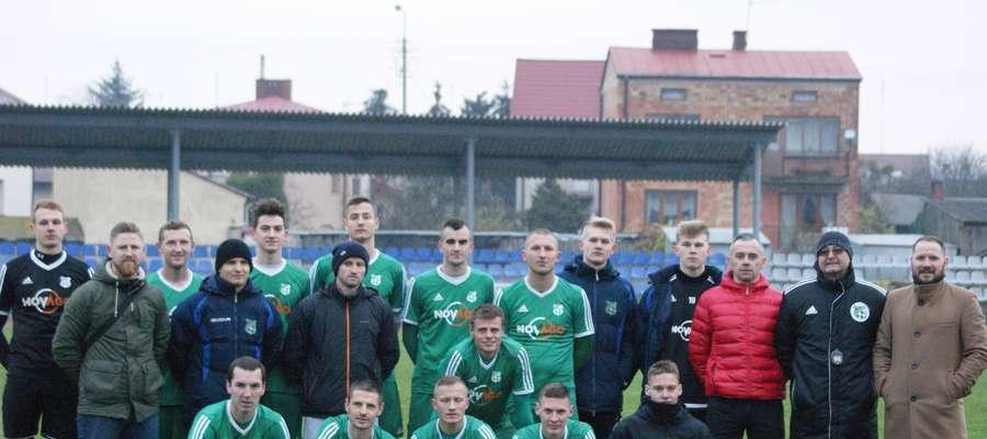 Juniorzy młodsi MKS Mławianka
