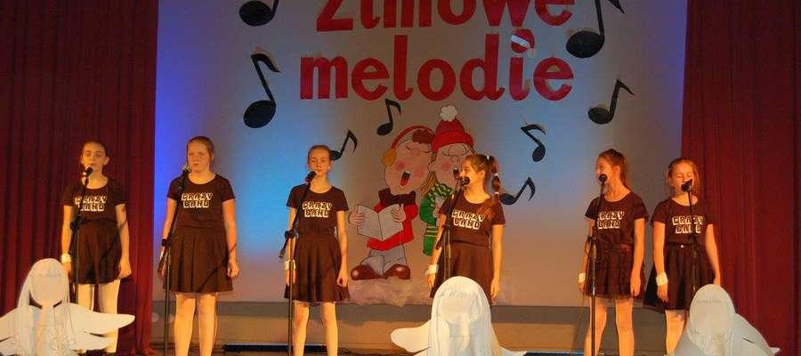 "Konkurs ""Zimowe melodie"""