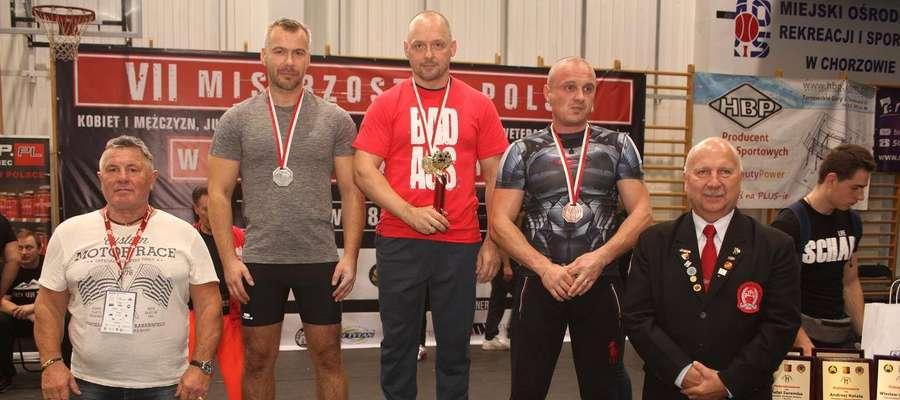 Po zawodach w Chorzowie na najwyższym podium
