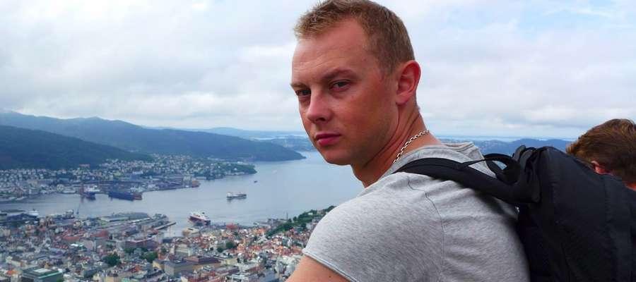 Łukasz Sółkowski zmaga się z rakiem mózgu