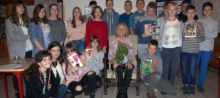 Joanna Jagiełło tworzy książki dla młodych czytelników