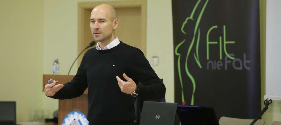 Kongres Przyszłości 2017  Olsztyn-I Warmińsko-Mazurski Kongres Przyszłości odbył się w Centrum Konferencyjnym w Kortowie. Nz.Sebastian Goszcz