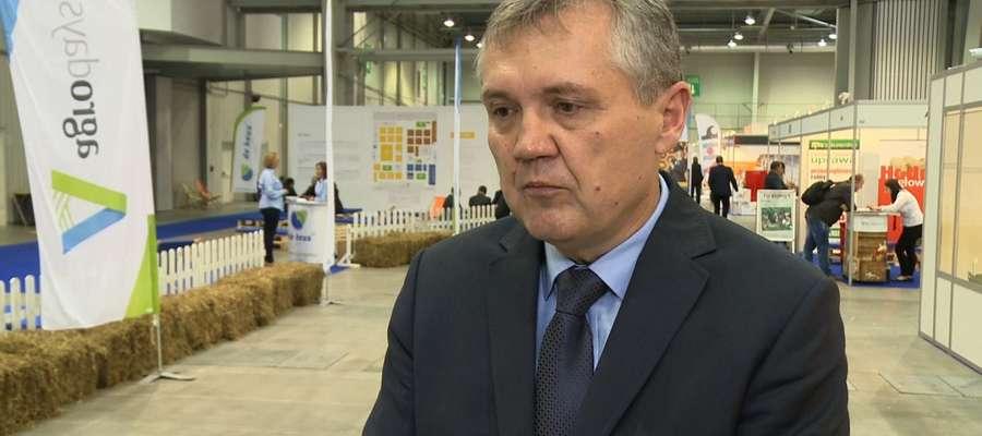 Wojciech Kapusta, kierownik działu drobiu w De Heus.