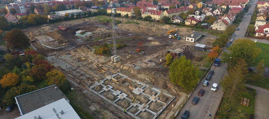 Około 350 nowych mieszkań powstanie przy ul. Sadowej na terenie dawnego ogrodnictwa