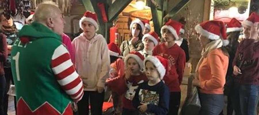Wizyta w Konsulacie Świętego Mikołaja w Kętrzynie