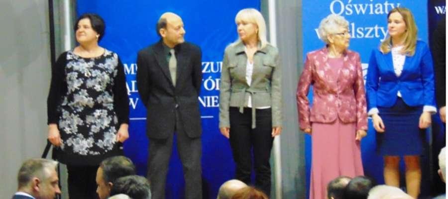 Danuta Czeczot odznaczona Brązowym Krzyżem Zasługi