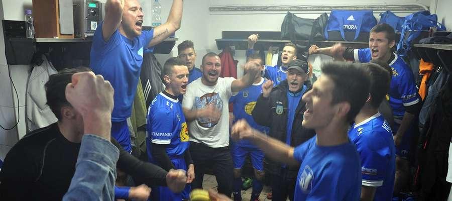 Jeziorak znowu wygrał i ma ogromną przewagę nad pozostałymi drużynami. Kierunek jest jeden: IV liga!