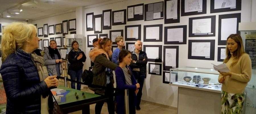 Wystawę podsumowującą projekt Szkicologia można oglądać w Ratuszu Staromiejskim