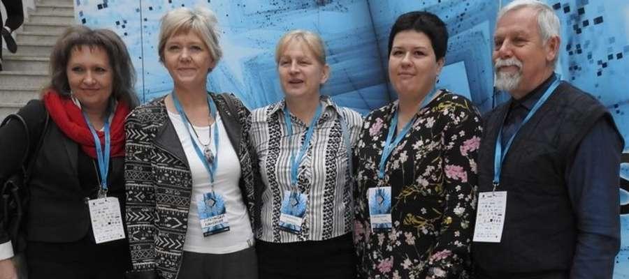 Nidziczanie na I Warmińsko-Mazurskim Kongresie Przyszłości