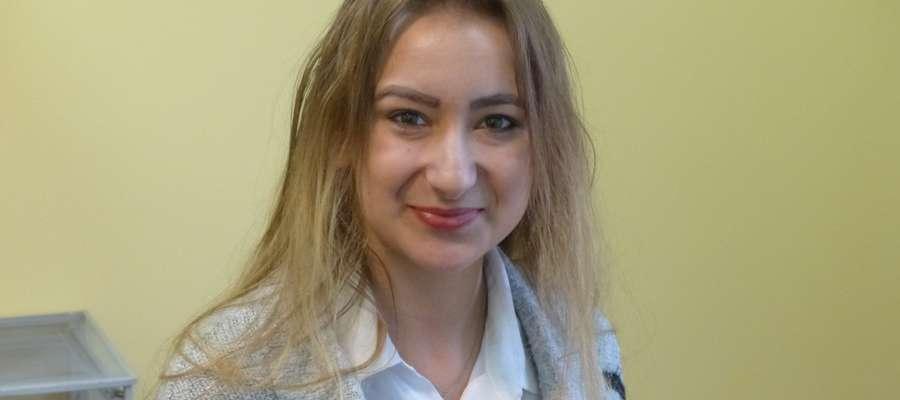 Oliwia Gasiul wraz z Fundacją DKMS organizuje w Piszu Dzień Dawcy Szpiku
