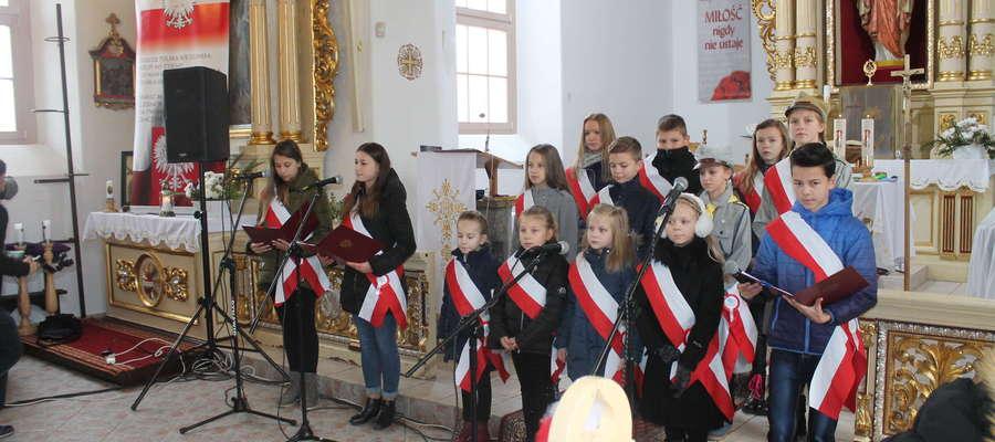 Obchody Święta Niepodległości w Gminie Płośnica