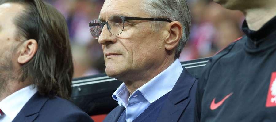 Trener Adam Nawałka dostał sporo materiału do przemyśleń, choć z wyniku meczu w Gdańsku na pewno nie mógł być zadowolony