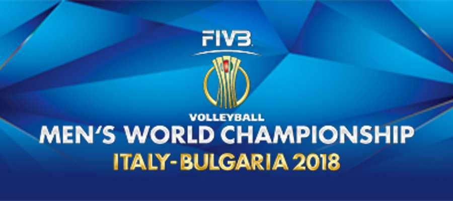 Mistrzostwa świata siatkarzy 2018, logo