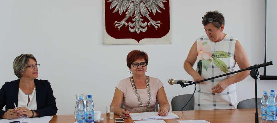 W żuromińskim samorządzie najważniejsze funkcje piastują kobiety