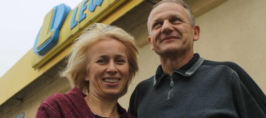 Alina i Robert Mroczkowie.