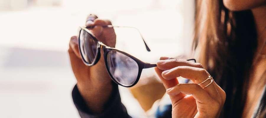 Okulary na lepsze widzenie