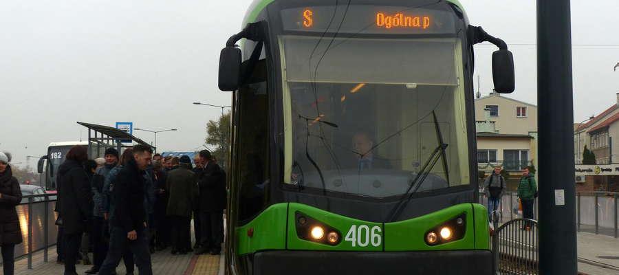 """Bezpłatny kurs na nowej trasie, tramwajem """"S"""""""