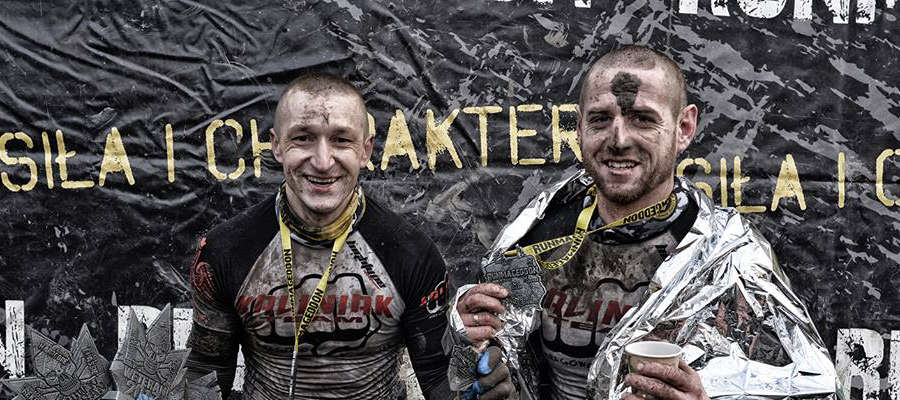 Marek Rodziewicz i Tomasz Kalinowski zgarnęli wszystkie tegoroczne statuetki Runmageddonu
