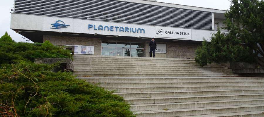 Olsztyńskie planetarium
