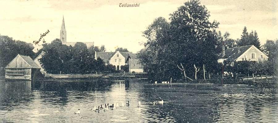 Wilhelm G. Grzybowski, jako duszpasterz ewangelicki, spędził w Rychlikach 24 lata swego życia. W 1882 r. odszedł na emeryturę i wyjechał