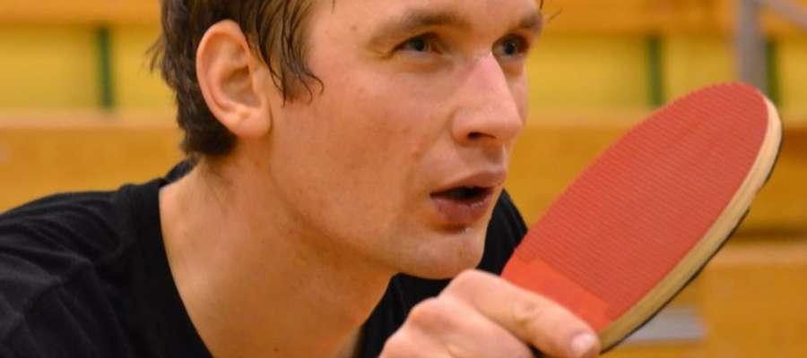 Zwycięzca pierwszego turnieju — Michał Sargalski