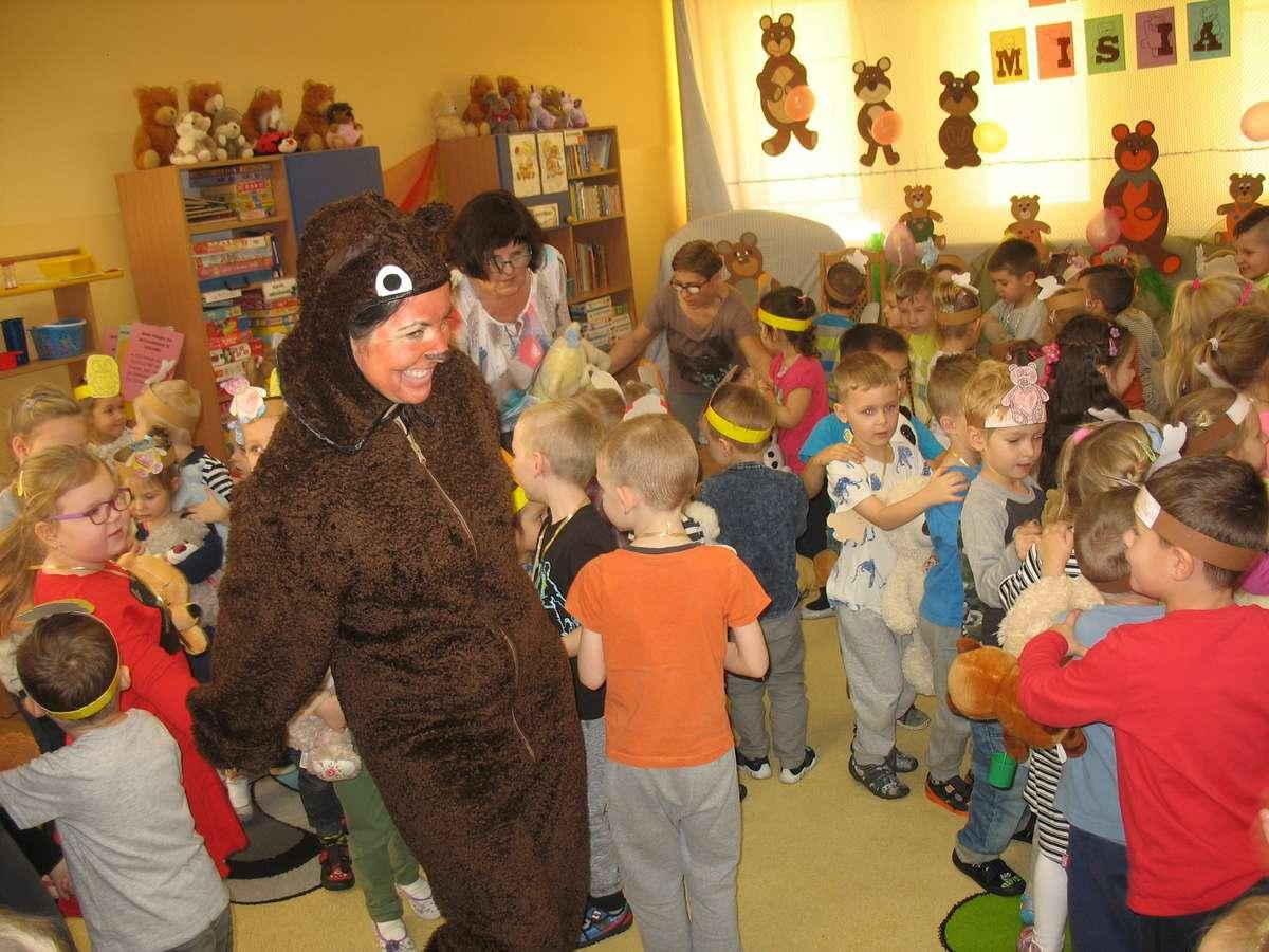 Dzień Pluszowego Misia W Przedszkolu Nr 2 Bartoszyce