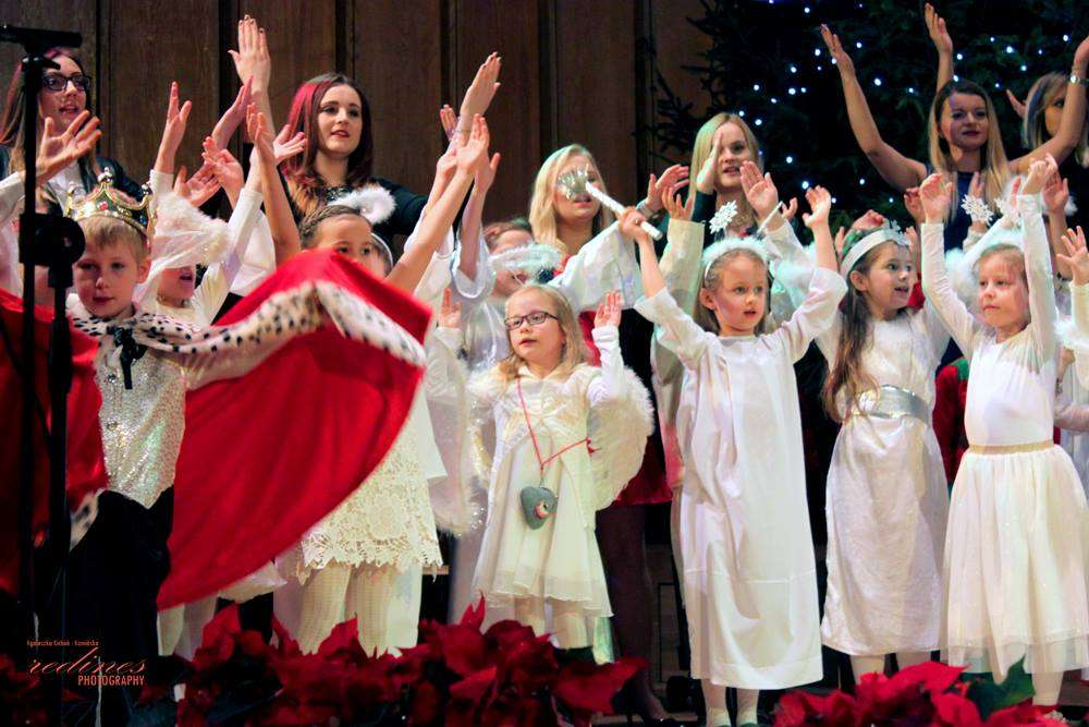 Art School i Radość w świątecznym nastroju - full image