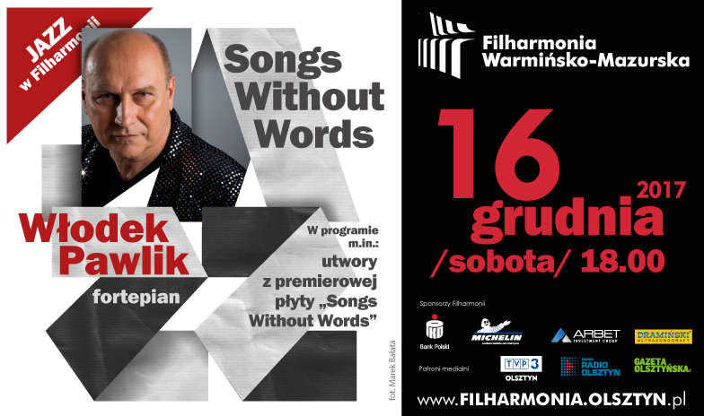 Songs Without Words - Włodek Pawlik - full image