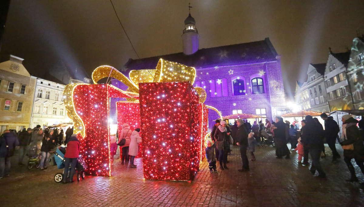 IX Warmiński Jarmark Świąteczny [ZDJĘCIA i WIDEO] - full image