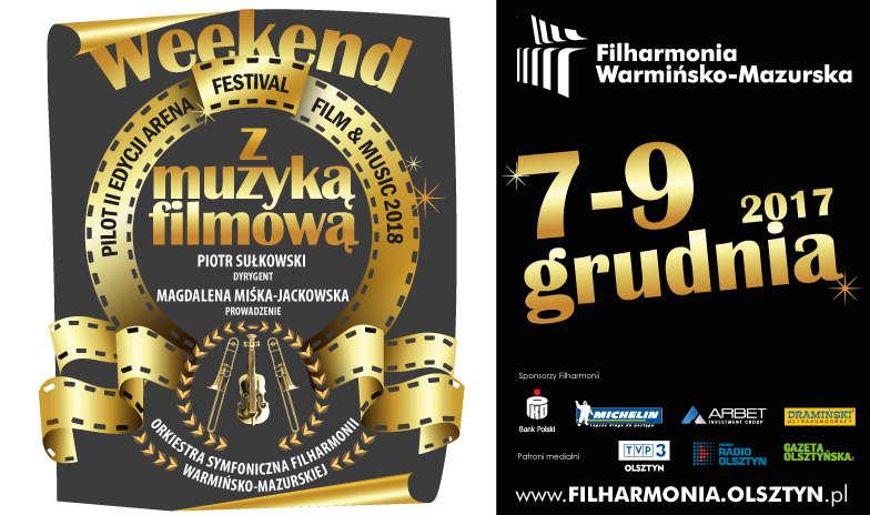 Weekend z Muzyką Filmową - full image