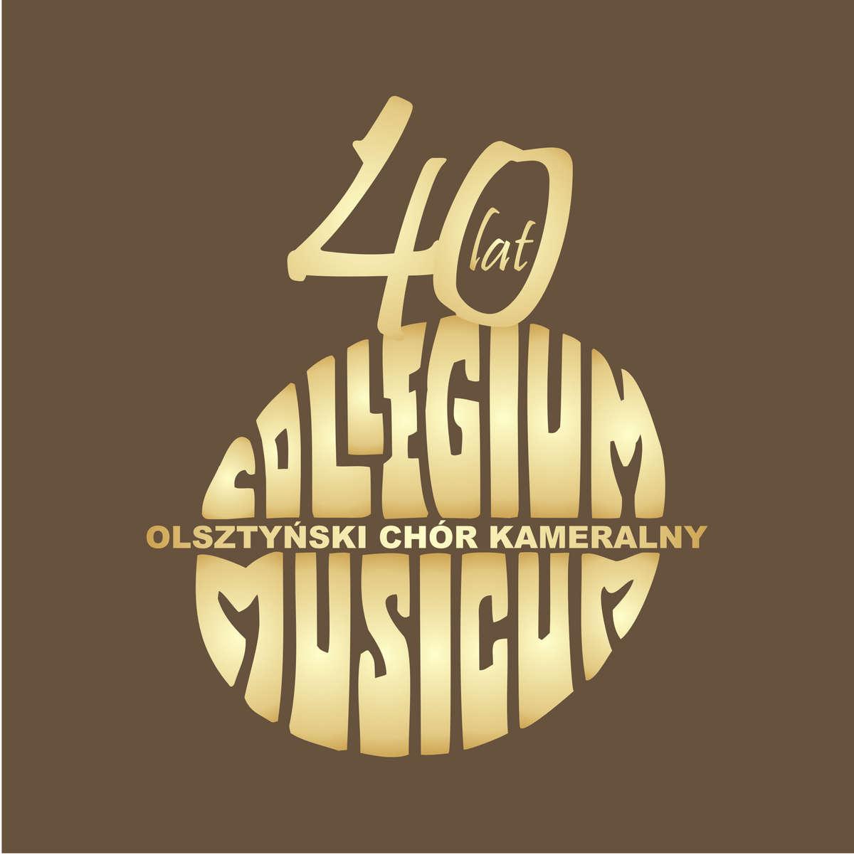 40 lat chóru Collegium Musicum w pamiątkach - full image