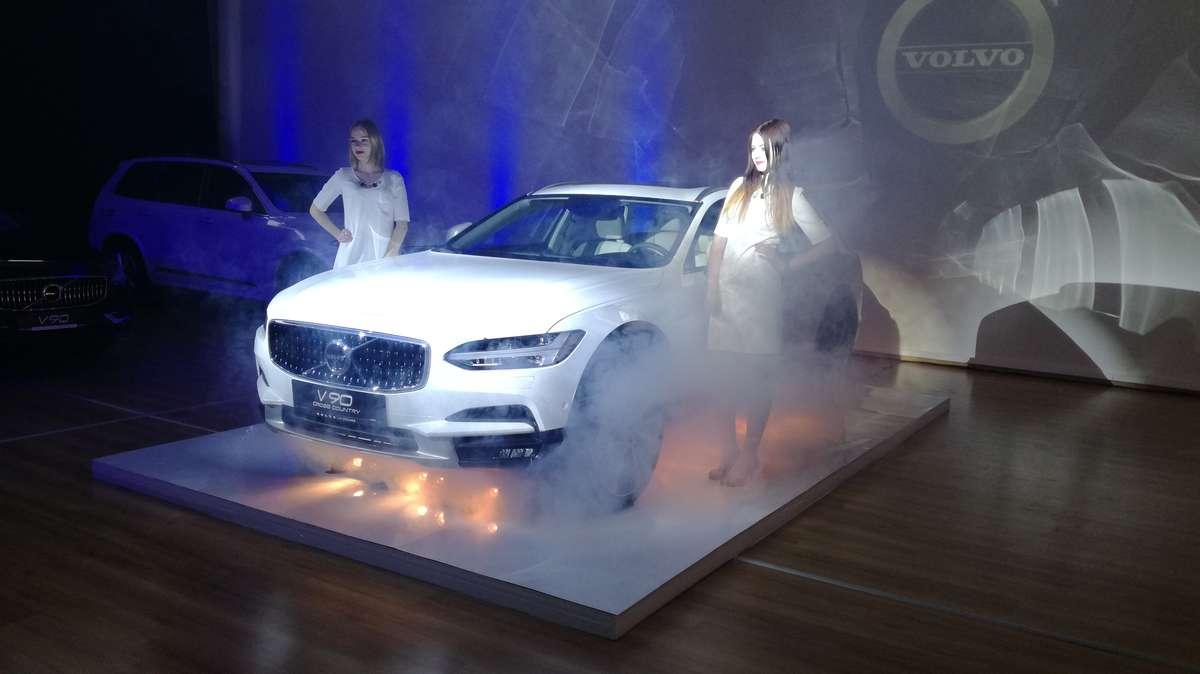 Auto powstałe z marzeń? Volvo 90 - full image