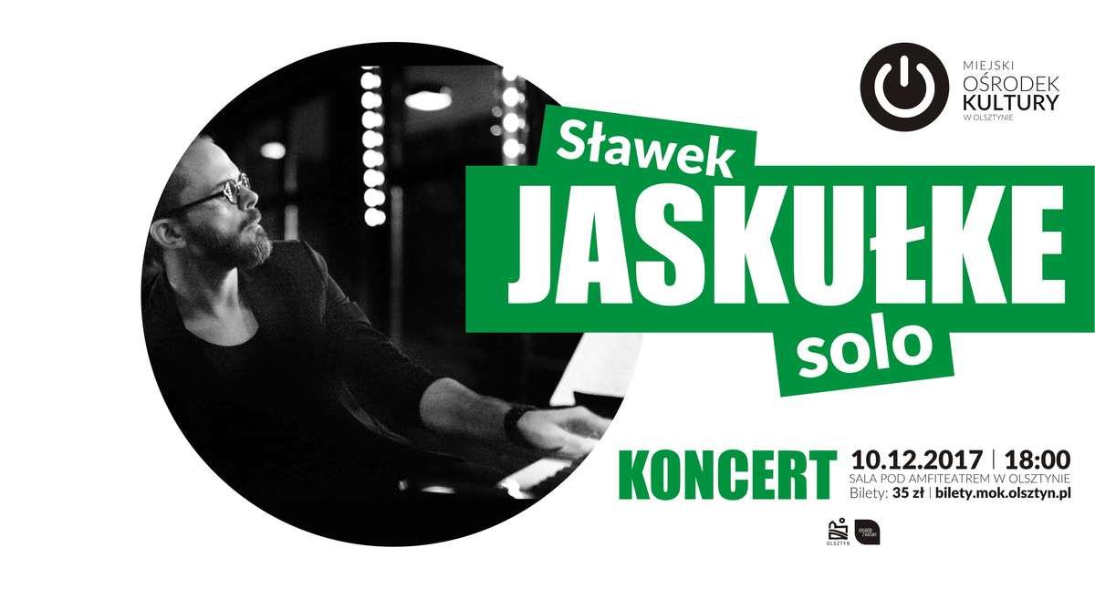Sławek Jaskułke solo - full image