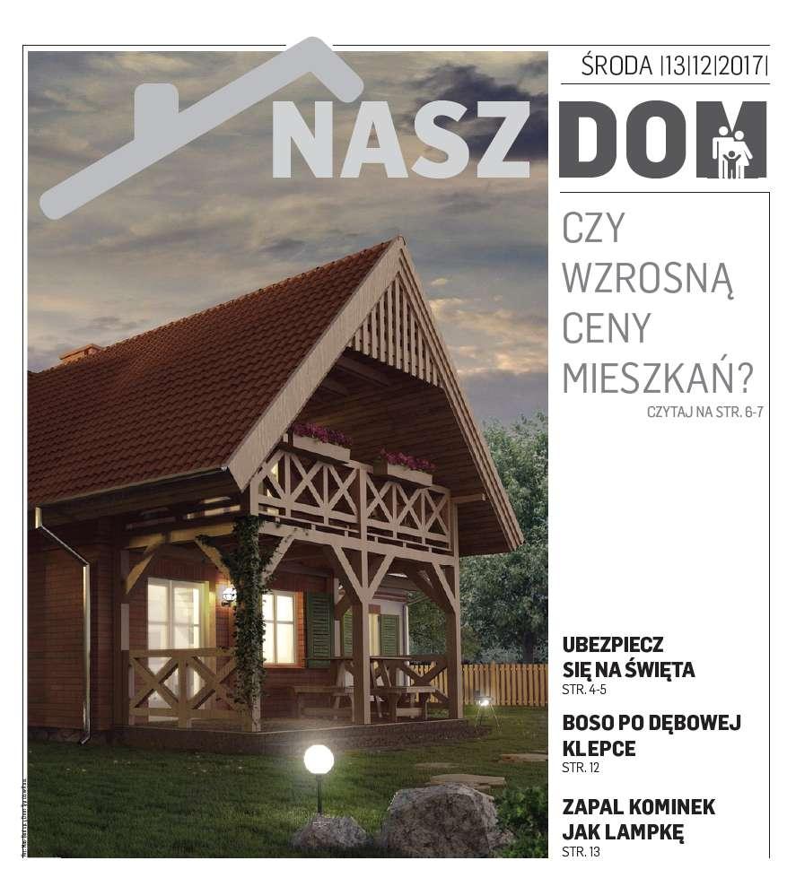 Nasz Dom - Grudzień 2017