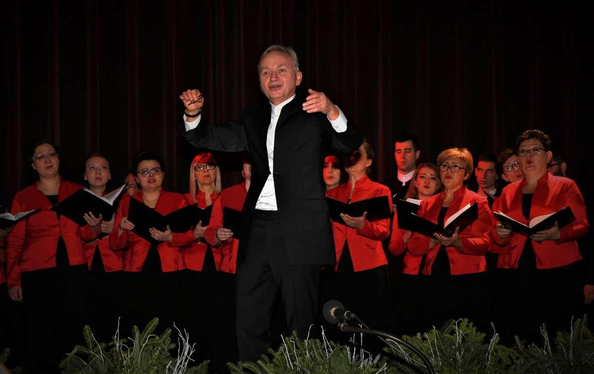 Olsztyński Cantores Varmienses śpiewał w Nowym Jorku - full image