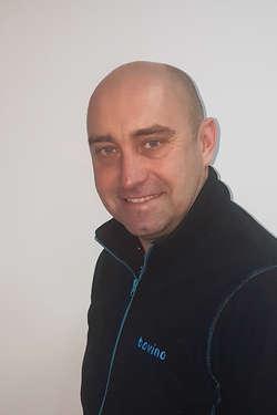 Piotr Skoczek, specjalista z zakresu zootechniki i żywienia przeżuwaczy, właściciel firmy Somatik i współwłaściciel marki Bovino
