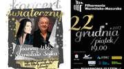 Koncert Świąteczny - Joanna Woś i Stanisław Soyka