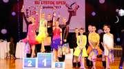 Sukces tancerzy na Turnieju w Białymstoku