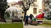 Choinka, bombka, św. Mikołaj i inne ozdoby już na naszych ulicach