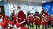 Wizyta Mikołaja w Przedszkolu Miejskim w Nowym Mieście Lubawskim
