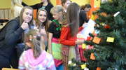 Andrzejki 2017 w Szkole Podstawowej w Lelkowie