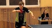 Otwarte Mistrzostwa Lidzbarka Warmińskiego w tenisie stołowym o puchar Burmistrza Jacka Wiśniowskiego.