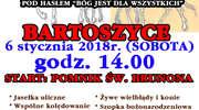 Orszak Trzech Króli w Bartoszycach