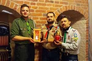 Вифлеемский огонь мира в Калининградской области