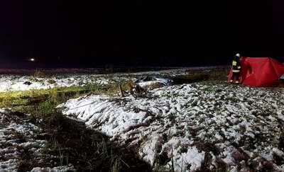 Tragiczny wypadek na drodze Mława – Szreńsk. Zginął 37-letni mieszkaniec Mławy
